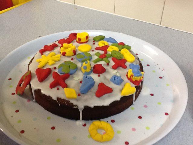 The Epiphany Cake