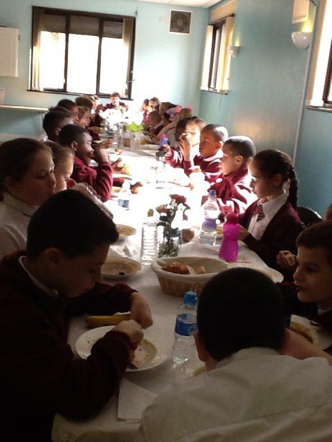 Beggerman's Lunch